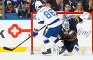 Видеофакт: Хоккеист НХЛ хитро реализовал буллит без броска