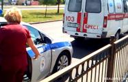 В Бресте гаишник остановил «скорую» с пациентом и оштрафовал водителя