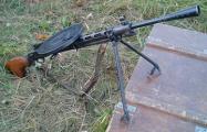 В Лепеле местный житель пытался продать пулемет