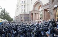 В Москве второй раз за день задержали сотрудников ФБК Соболь и Жданова