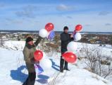 За воздушные шарики - на допрос