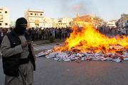 Боевики «Исламского государства» начали пороть торговцев сигаретами
