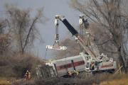 Ответственность за крушение поезда в Нью-Йорке возложили на машиниста