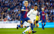 Эль-Класико без Месси и Роналду: «Барселона» разгромила «Реал»