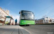 Как на Новый год будет работать общественный транспорт в Минске
