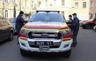 По всей Украине начнут ездить машины с громкоговорителями, будут предупреждать о карантине