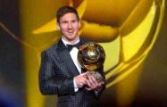 Лионель Месси — пятикратный обладатель «Золотого мяча»