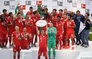 Мюнхенская «Бавария» в седьмой раз подряд стала чемпионом Германии по футболу