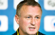 Наставник сборной Северной Ирландии: Беларусь будет контратаковать гораздо опаснее, нежели Эстония