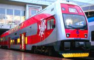 «Бомба» в поезде Минск-Вильнюс оказалась тайником контрабандистов