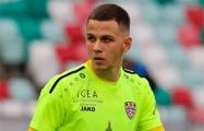 Белорусский футболист забил в Лиге чемпионов