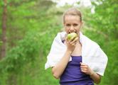 В 36 лет люди начинают вести здоровый образ жизни