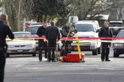 Около школы в штате Орегон произошла стрельба