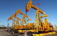 Цены на нефть упали ниже $56 за баррель