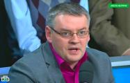 Видеофакт: Ведущий НТВ в прямом эфире подрался с украинским экспертом