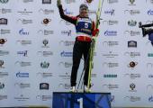 Белорусская биатлонистка Надежда Скардино стала чемпионкой Европы