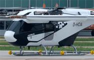 В Германии впервые испытали летающее такси