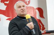 Сергей Антончик: Поменяется власть и наш флаг будет развеваться над страной