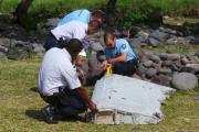 На юге Таиланда обнаружили возможный фрагмент пропавшего малайзийского «Боинга»