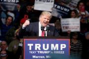 Трамп одержал победу на праймериз в Луизиане