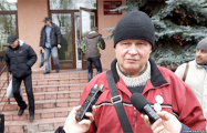 Владимир Непомнящих: Народ по всей Беларуси возмущен Лукашенко