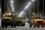 В Кабуле при нападении талибов убиты восемь сотрудников НАТО