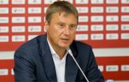 Александр Хацкевич: Работать со сборной Беларуси предлагают лишь один раз в жизни