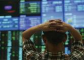 Рынок акций РФ потерял за день 3-5%