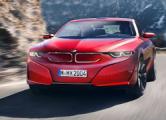 BMW готовит конкурента для электрокара Tesla Model S