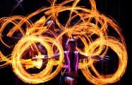 Завораживающий фоторепортаж с международного фестиваля огня в Минске