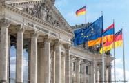 Экзитполы: в ФРГ на выборах в Европарламент лидирует блок ХДС/ХСС