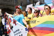 На Украине взломали сайт ЛГБТ-движения и пригрозили участникам парада в Киеве