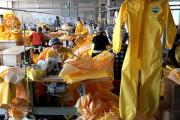 В Китае создали защищающий от лихорадки Эболы костюм