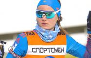 Новички сборной Беларуси по биатлону тренируются в форме сборной РФ