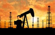 Цена нефти Brent опустилась ниже $54