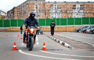 Экзамен на мотоциклетные права будут принимать по-новому