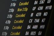 В Чикаго из-за пожара приостановили авиарейсы