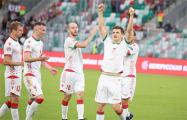 Драгун сравнялся с Белькевичем по количеству матчей и голов за сборную Беларуси