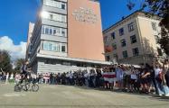 Около 2000 выпускников и преподавателей МГЛУ поддержали студентов