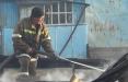 Под Воронежем вспыхнула деревня, куда РФ свозит военную технику