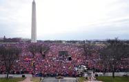Сторонники Трампа прорвались к зданию конгресса США