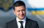 Зеленский лидирует в президентском рейтинге в Украине