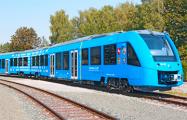 В Германии поезд на водородном топливе выполнил первый рейс