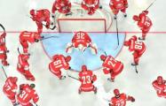 Белорусские хоккеисты победили сборную Латвии