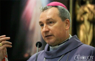 Епископ Юрий Кособуцкий почтил память Романа Бондаренко