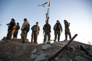 Пользователи Twitter нашли среди курдских ополченцев реинкарнацию Сталина