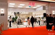 В Минске для вип-гостей открыли первый H&M