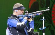 Белорус завоевал «серебро» на этапе Кубка мира по пулевой стрельбе