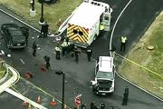 При штурме штаб-квартиры АНБ погиб один нападавший