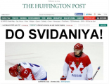 The Huffington post: Россия, до свидания